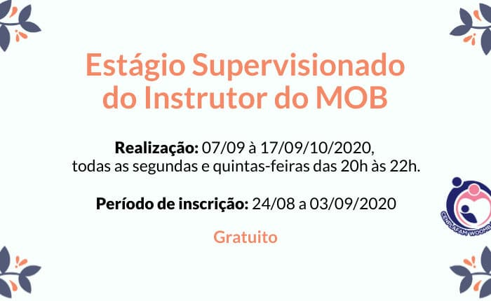 Protegido: Estágio Supervisionado do Instrutor do MOB